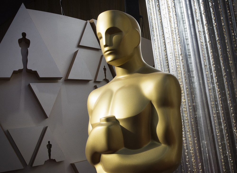 The Oscars have been postponed for a second consecutive year, and relaxed eligibility rules allowing films to skip movie theatres will be kept in place due to the pandemic. — AFP pic