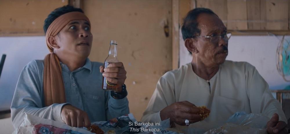 The comedy horror film tells the story of Kampong Pisang residents and their misdeeds during Ramadan.  —  Screengrab from YouTube/Astro Shaw