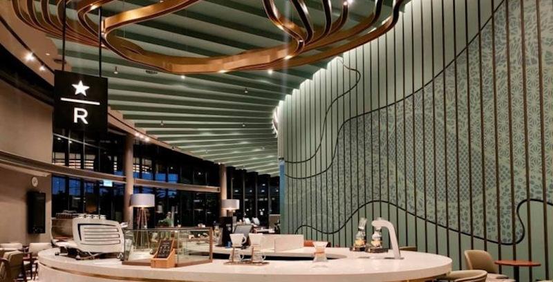 Starbucks Malaysia opened their biggest Starbucks Reserve in Tropicana Gardens Mall at Kota Damansara. — Picture via Facebook/Starbucks Malaysia