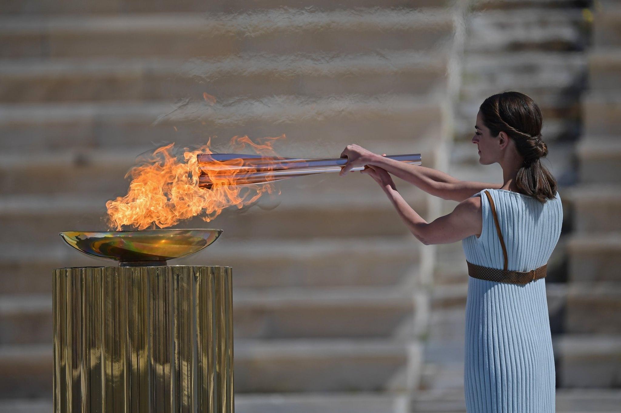 延迟了一年的东京奥运会火炬传递,终于要在3月25日上午9时开跑!-摘自东京奥运会官网-