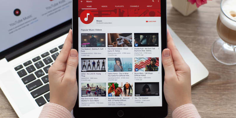 YouTube will automatically detect certain products in the videos it hosts. — Picture courtesy of DenPhotos / Shutterstock