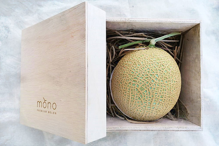 Mono Premium Melon specialises in locally farmed muskmelons; its seeds sourced from Japan. – Pictures courtesy of Mono Premium Melon