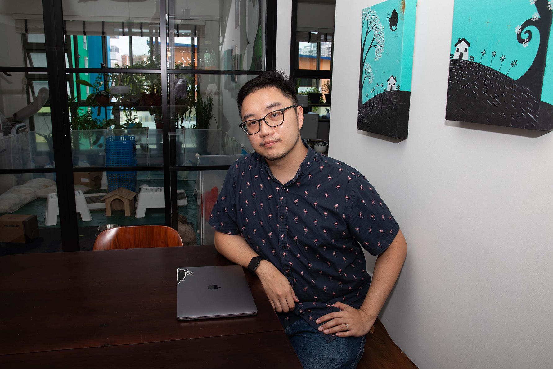 Mr Ian Lee, who is in a same-sex relationship with his partner for the past 14 years, told TODAY that as the couple are still not seen as a family unit, they were unable to buy an HDB flat before reaching the age of 35. He takes issue with what he calls t