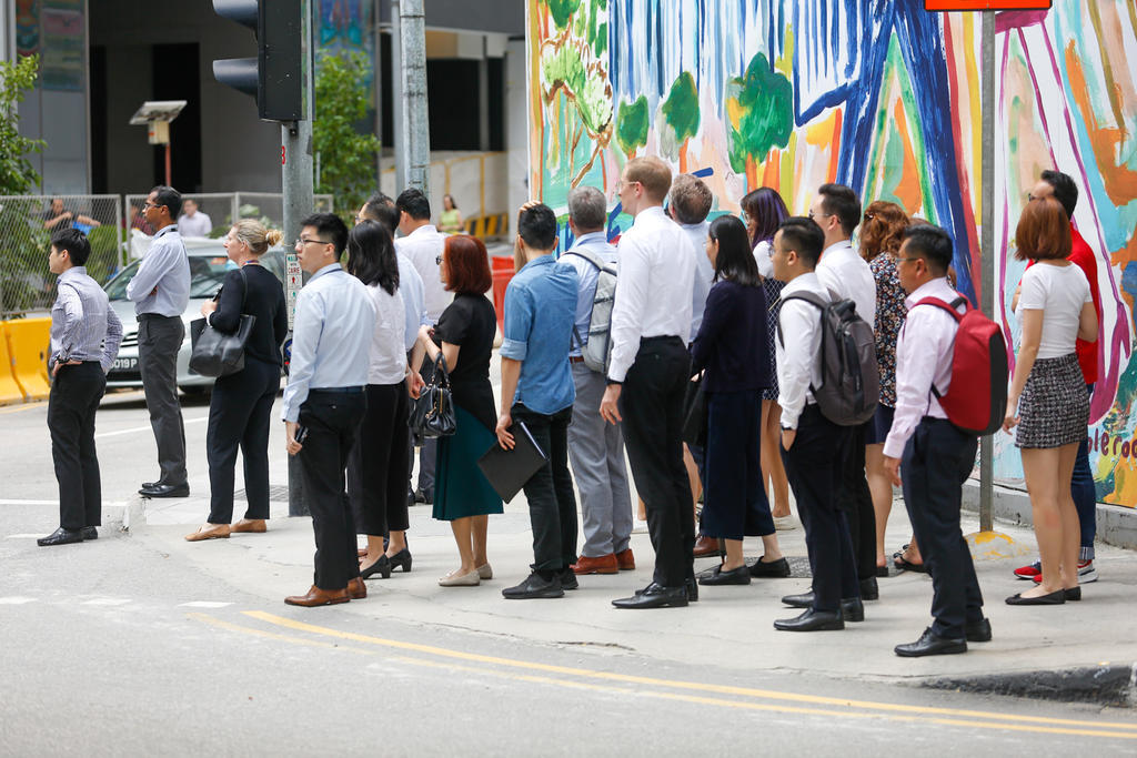 The change means that spouses and other dependents of work pass holders will be subject to the same requirements as all other foreigners if they want to work in Singapore. ― TODAY file pic