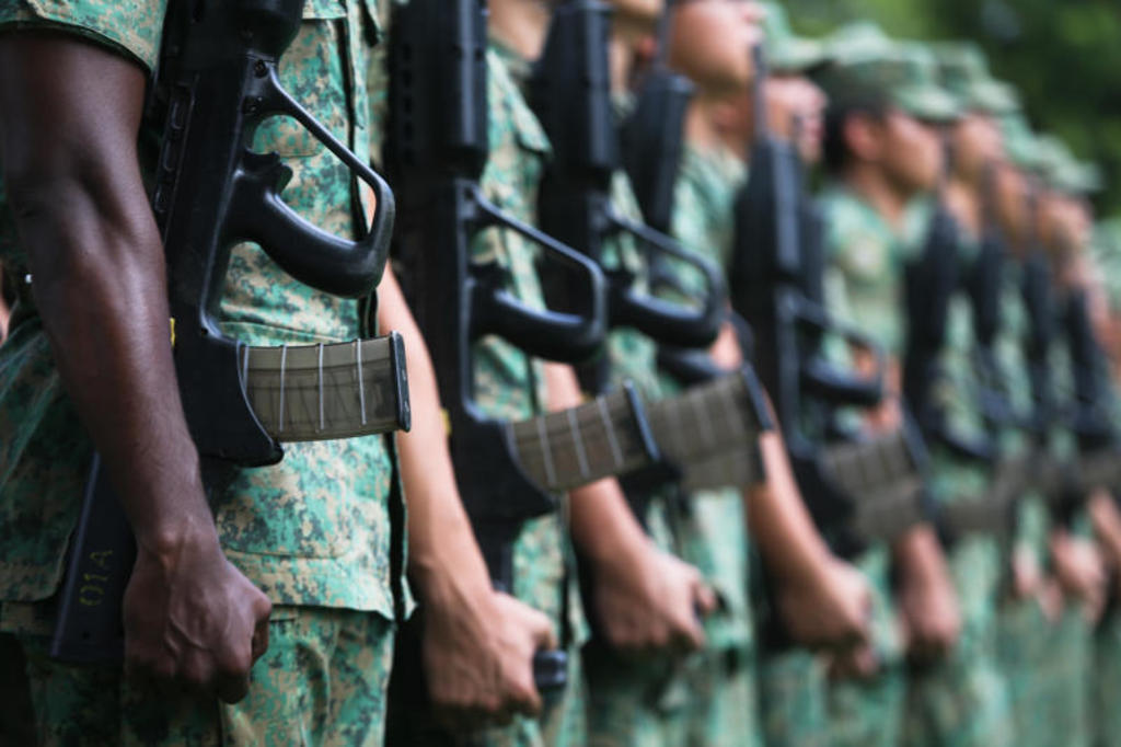 Full-time National Servicemen (NSFs) in the Singapore Police Force and the Singapore Civil Defence Force do not need parental consent before receiving Covid-19 vaccine shots, two government ministries said. ― TODAY file pic