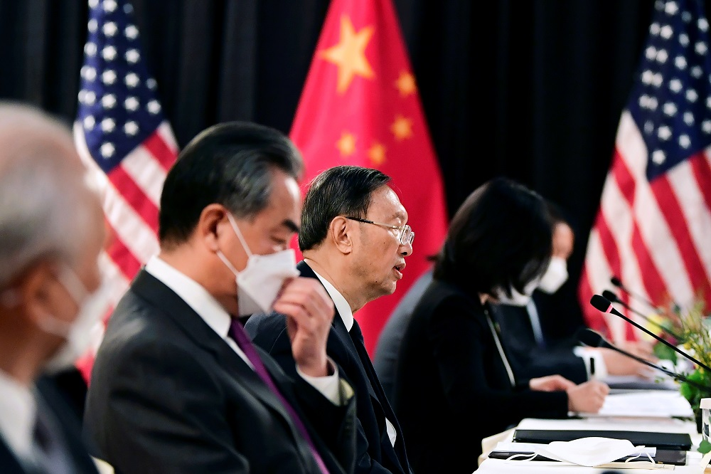 Icy Talks Between Biden Secretary of State and Chinese Officials Melt Down