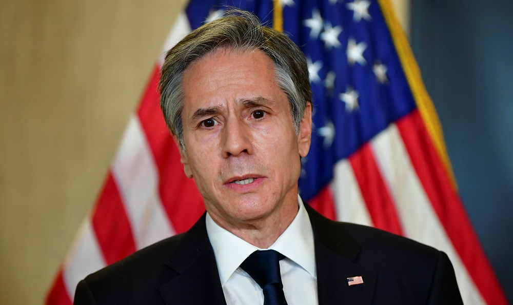 China's failure to provide access to global health experts made the Covid-19 pandemic worse than it had to be, US Secretary of State Anthony Blinken said yesterday. ― Pool via Reuters