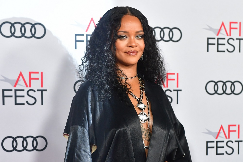 Rihanna is one of the few female artists to make the Billboard Hot 100 as a songwriter, according to a study by Annenberg Inclusion Initiative. ― AFP pic via ETX Studio