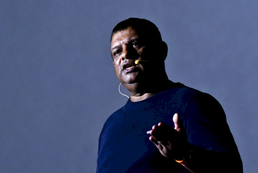 Chief Executive Tony Fernandes said AirAsia Group Bhd will launch an air taxi service and the country's first drone delivery service. — Bernama file pic