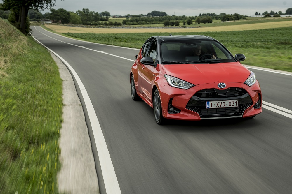 The 2020 Toyota Yaris has won the coveted title of 'European car of the year.' ― Picture courtesy of Toyota via ETX Studio