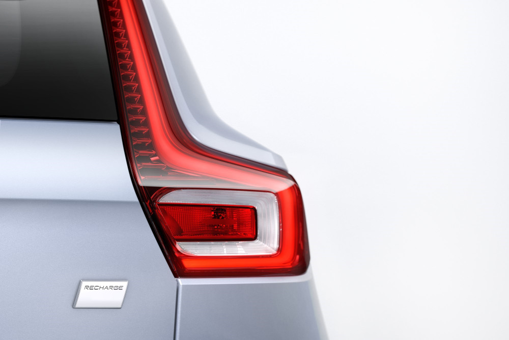 Volvo has announced that all of its 100 per cent electric 'Recharge' models will be equipped with dedicated all-season tires. — Picture courtesy of Volvo Car Corporation via ETX Studio