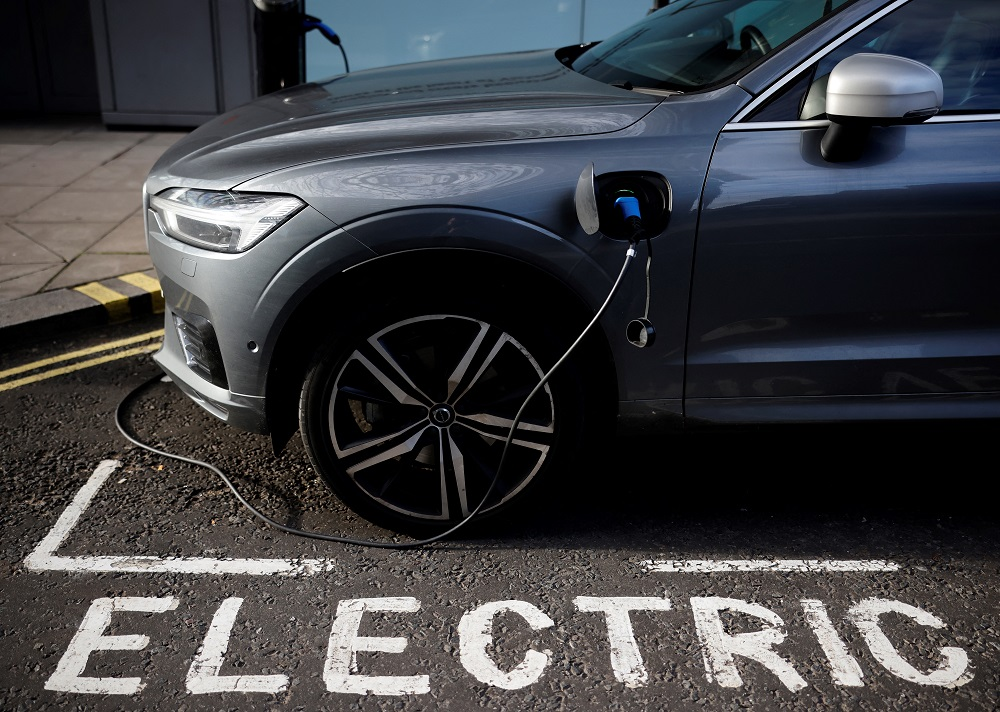 Volvo is among a growing crop of companies planning to ditch fossil fuel vehicles in the next few years, as demand for zero-emission cars rises and governments put pressure on firms to cut pollution. ― AFP pic via ETX Studio