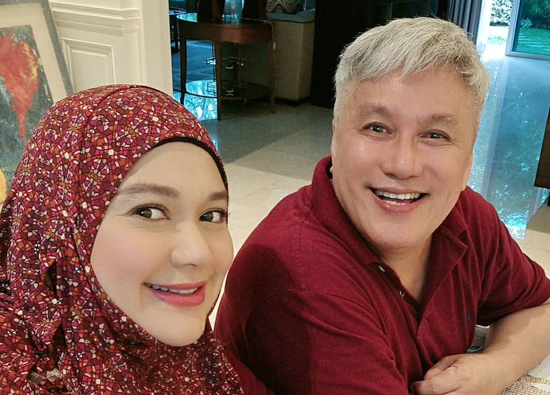 The 63-year-old celebrity chef said in a searing Instagram post Serina's future husband should bear the cost of the wedding. — Picture from Instagram/Chef Wan