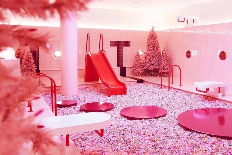 One of the new tourist attractions slated to open soon is New York-based The Museum of Ice Cream. — Picture courtesy of Museum of Ice Cream/Facebook via TODAY