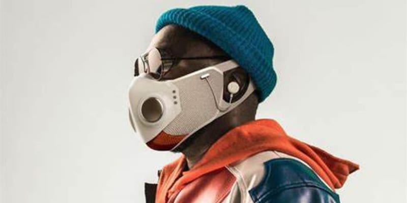 The Xupermask by will.i.am — Picture courtesy of Xupermask