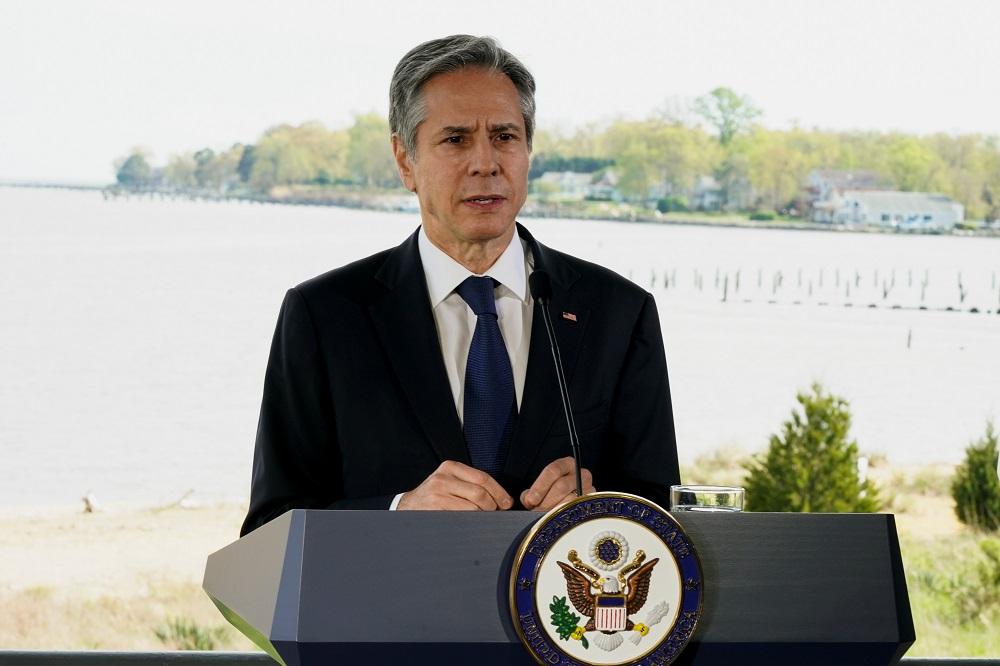 US eyes possible trade deal with Taiwan: Blinken