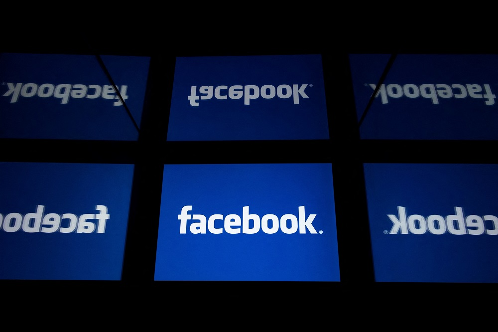 On Facebook, fake news generates more clicks than real news, according to a new study. — AFP pic