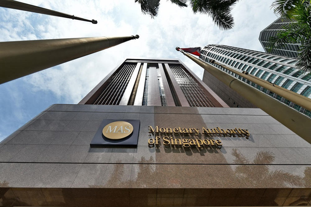 The Monetary Authority of Singapore (MAS) has left its monetary policy stance unchanged. — AFP pic