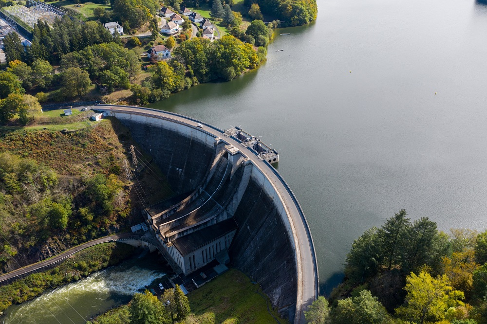 Hydropower accounts for the most global capacity with 1 211 GW. — Shutterstock pic via ETX Studio