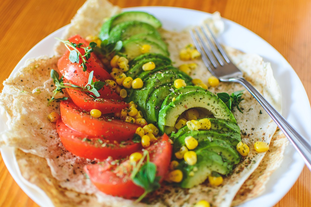 Plant-based diet is based on food derived mainly from fruits, vegetables, whole grains, legumes, nuts and seeds.  —  Pexels.com pic