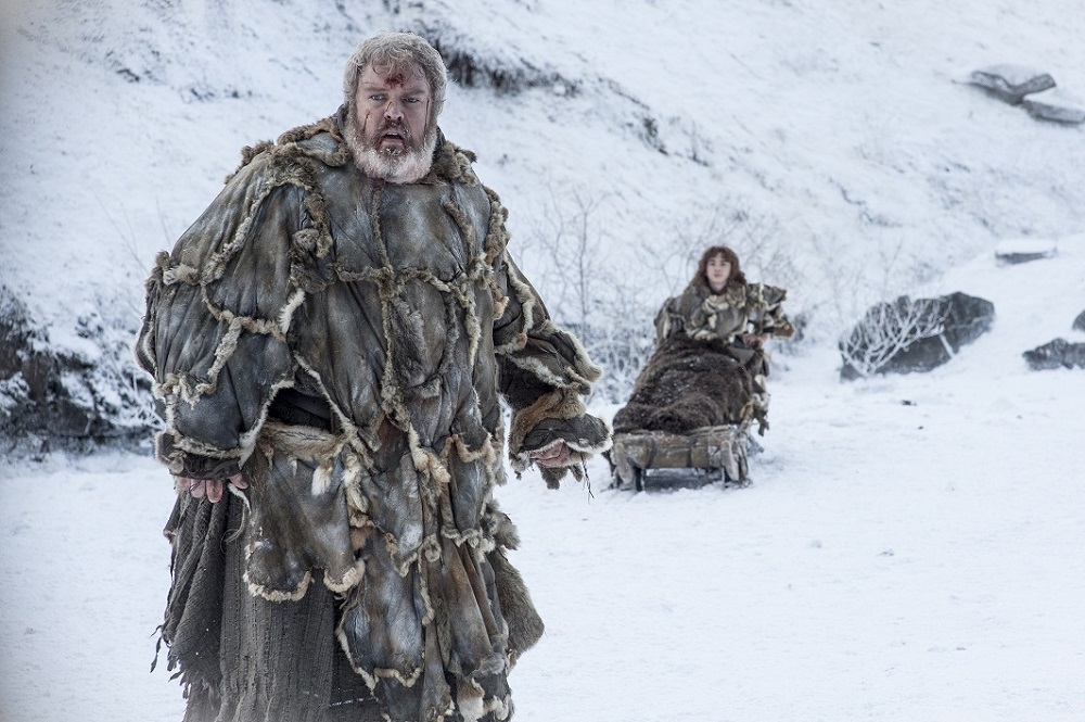 Northern Irish actor Kristian Nairn spoke to Malay Mail to commemorate the HBO hit show's 10th anniversary. — Picture courtesy of HBO