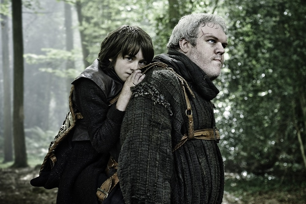 Hodor was Bran Stark's faithful companion who carried him around after he was crippled from a fall. — Picture courtesy of HBO