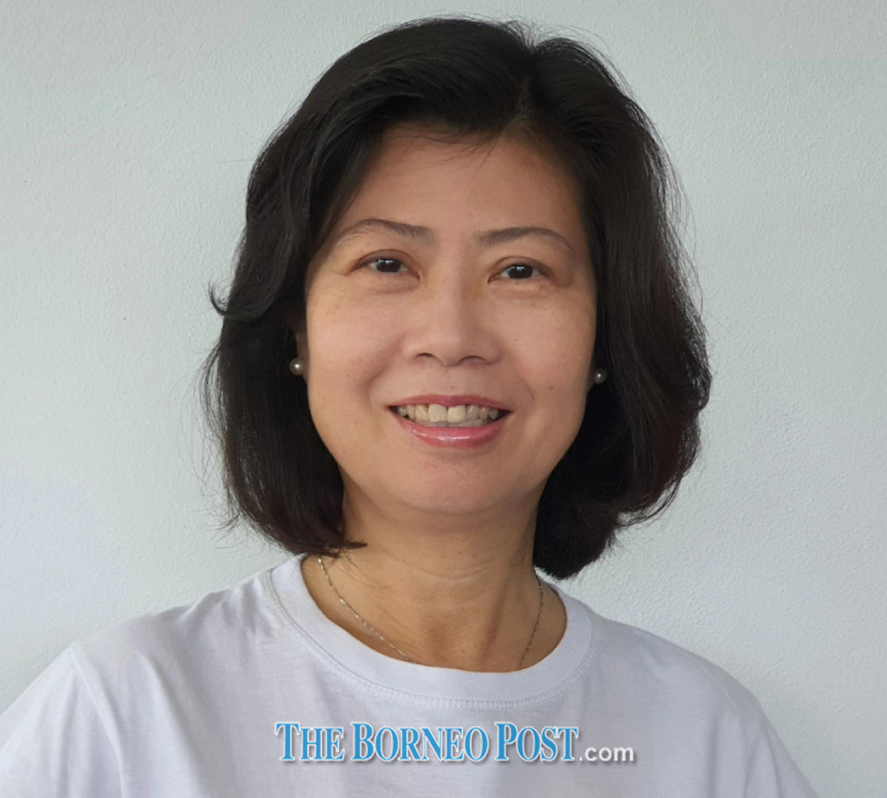 Bukit Assek assemblywoman Irene Chang claimed Sibu folk needing to travel to Bintulu have swarmed Lanang Clinic for swab tests and were being charged RM150 per person. — Borneo Post Online pic