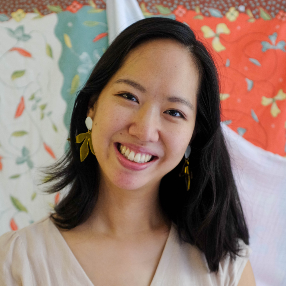 Malaysian writer Ling Low was among 25 people shortlisted for the 2021 Commonwealth Short Story Prize. — Picture courtesy of the Commonwealth Foundation