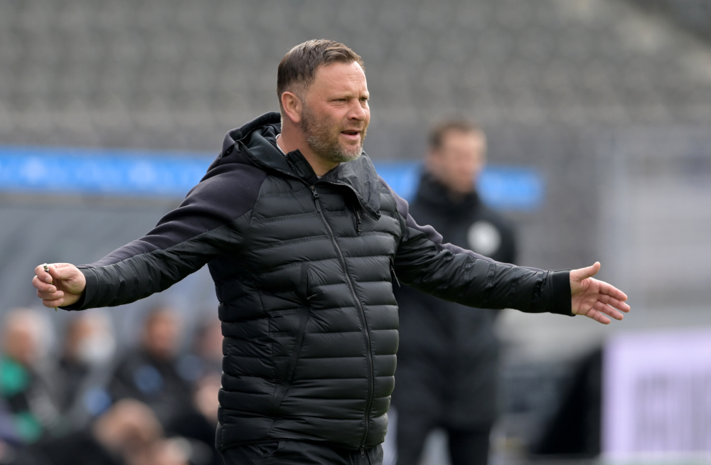Hertha Berlin coach Pal Dardai, assistant coach Admir Hamzagic and Belgium striker Dodi Lukebakio have tested positive for Covid-19 and the team has been ordered into isolation, the Bundesliga club said April 15, 2021. — AFP pic