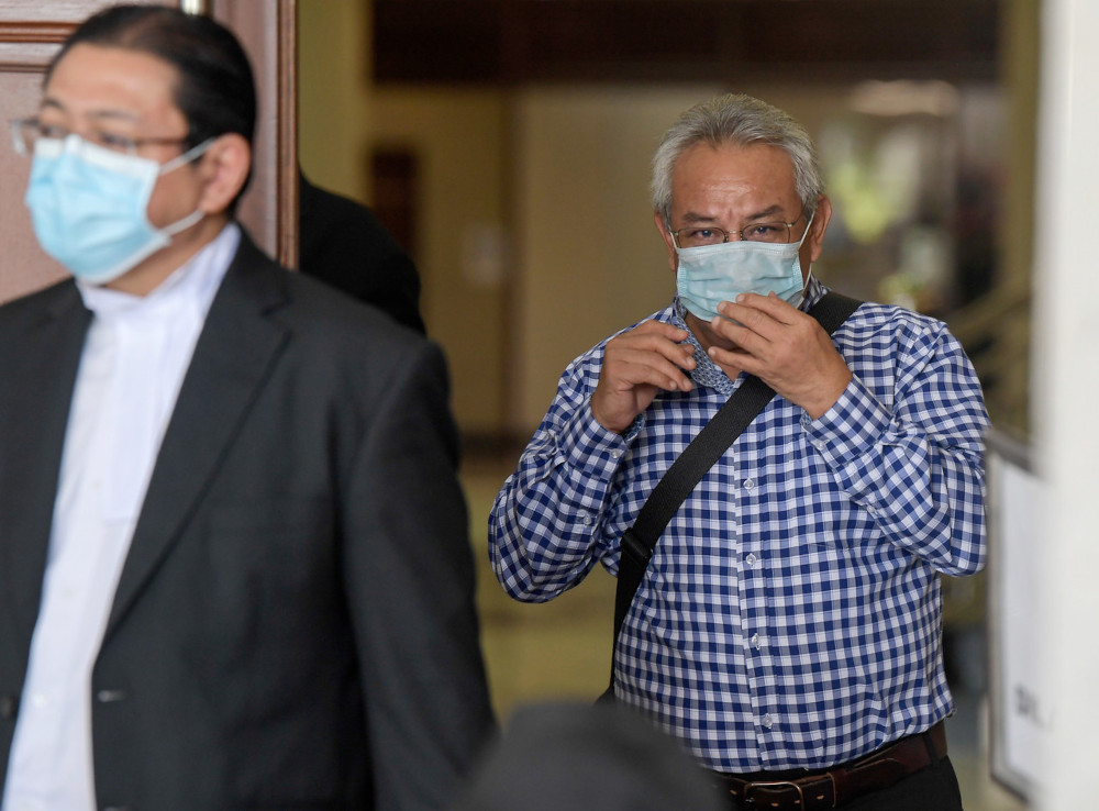 Judge Suzana Hussin acquitted and discharged Sabudin Mohd Salleh, 59, of the charge after finding that the prosecution had failed to prove a prima facie case against him at the end of the prosecution case. — Bernama pic