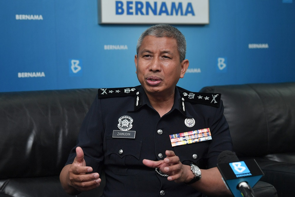 Bukit Aman Narcotics Criminal Investigation Department deputy director (Intelligence/Operations) DCP Zainudin Ahmad said the drugs were mostly in liquid form and mixed into drinks during wild parties and at entertainment outlets. ― Bernama pic