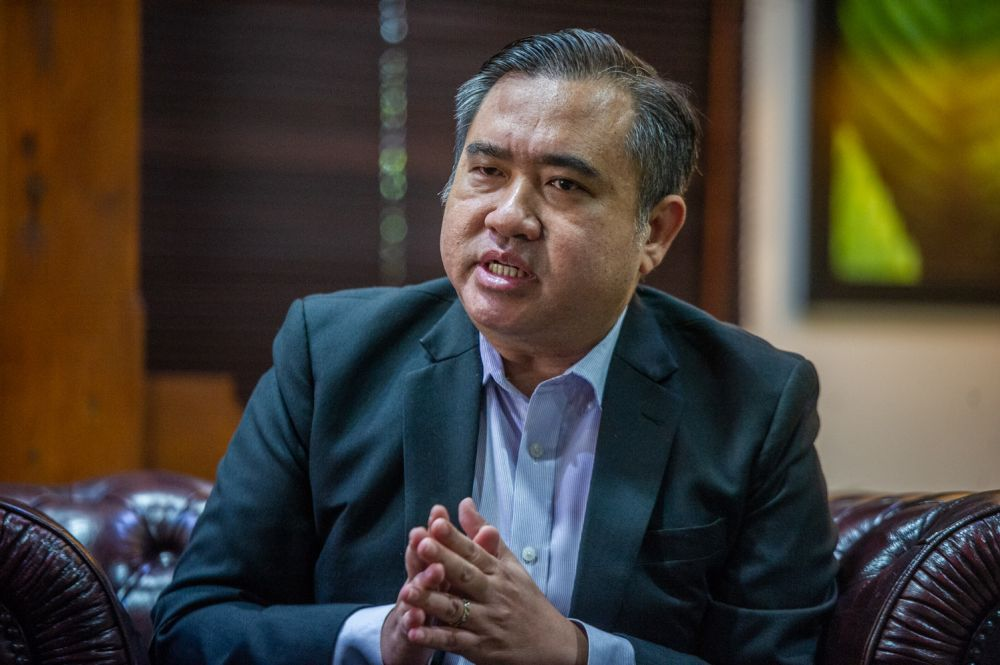 Anthony Loke expressed confidence that all party members would still rally behind DAP after the upcoming party elections. — Picture by Shafwan Zaidon