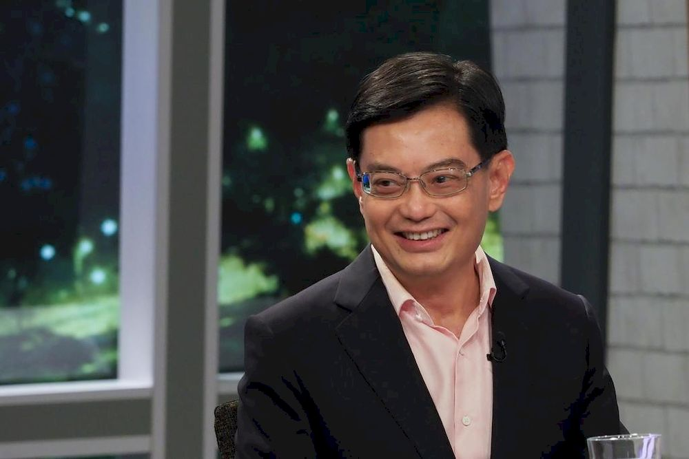 Deputy Prime Minister Heng Swee Keat has taken himself out of the running as Singapore's next prime minister. — TODAY file pic