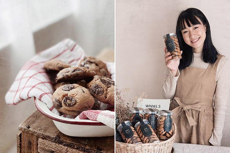Kuukii is the brainchild of 38-year-old home baker Sherrie Yap.