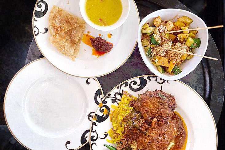 What do Malaysians miss the most when abroad? Malaysian food, of course! — Pictures by CK Lim