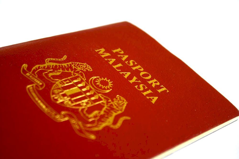 Jeffrey Ong Su Aun was arrested in Kuala Lumpur in 2019 with a stolen Malaysian passport but it was inadvertently brought to him, his lawyer said. — iStock picture via TODAY