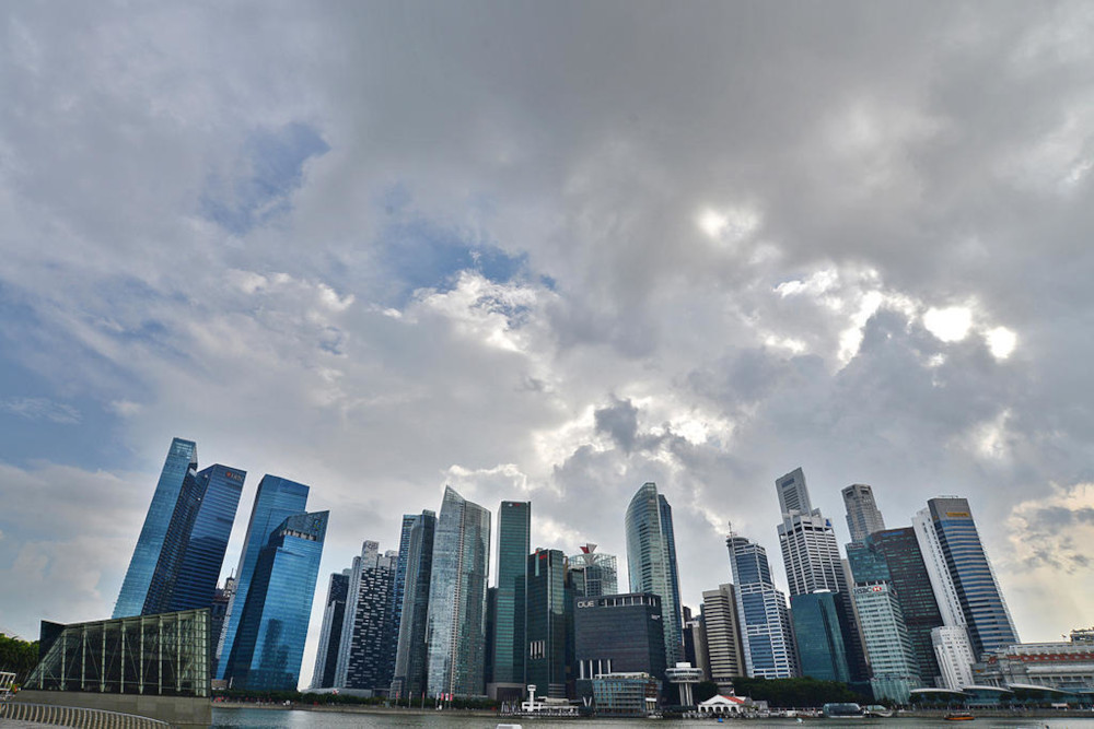 Singapore's economy is expected to exceed the official 4–6 per cent forecast, but prospects for sectors worst-hit by the Covid-19 pandemic has worsened. — TODAY pic