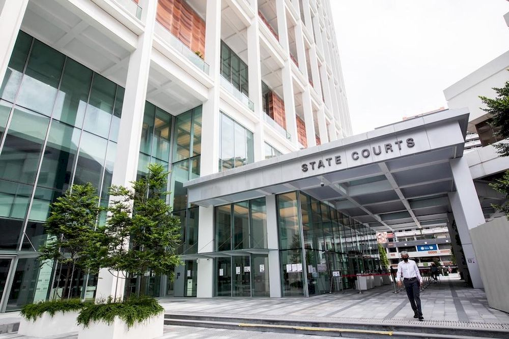Bangladeshi Rahaman Shahinor, 32, who molested two people, told the court in his own defence that he did not know about Singapore's laws. — TODAY pic
