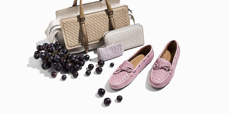 Grape 'leather' is a sustainable and vegan alternative to animal leather. — Bonetta / Getty images via ETX Studio