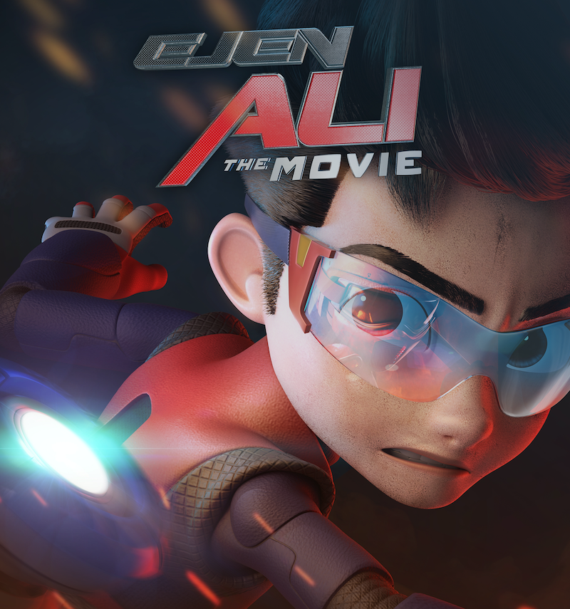 The animated spy thriller is the third highest-grossing Malaysian film of all time. — Picture courtesy of Disney+ Hotstar