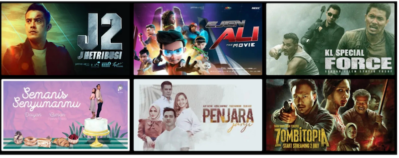 Disney+ Hotstar will also be home to local content.. — Picture via SoyaCincau