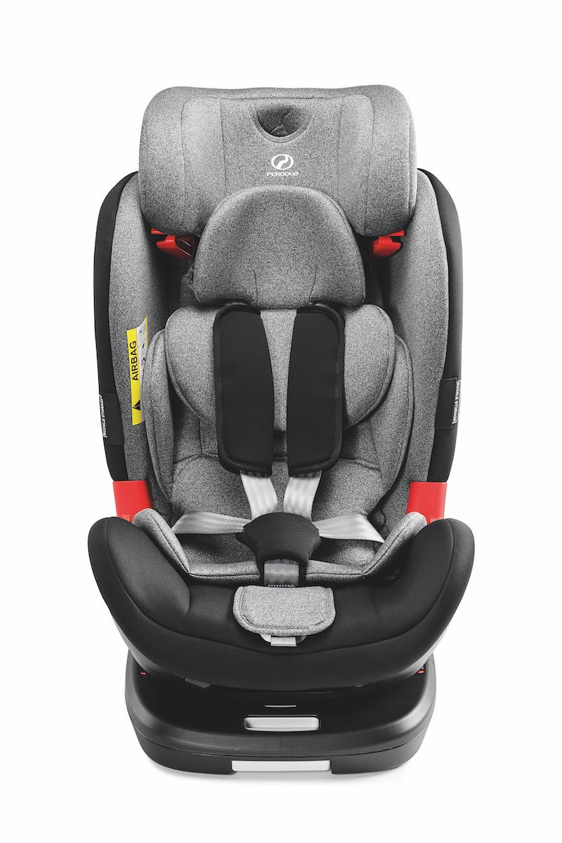 Perodua has introduced Care Seat, a new child seat suitable for both infants and toddlers. — Picture couresty of Perodua
