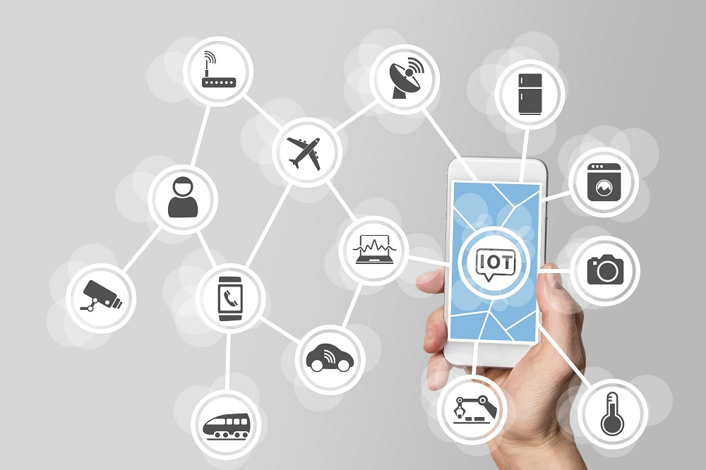 Connected devices already form a giant network of several billion units. — Shutterstock pic via ETX Studio