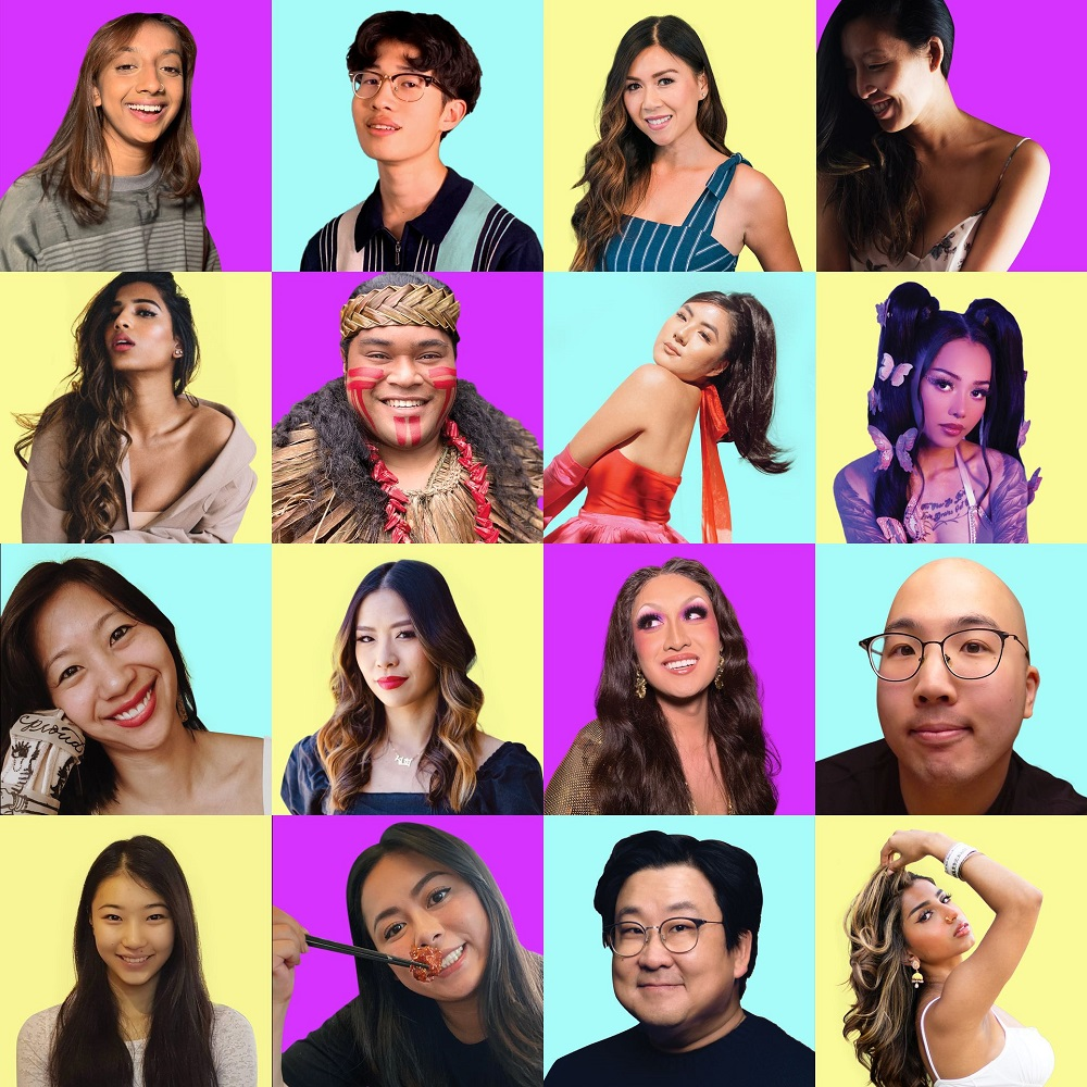 For this month of May, TikTok has highlighted the importance of creators from the Asian and Pacific Islander community. — Picture courtesy of TikTok via ETX Studio