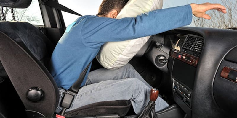 In the event of an accident, a 'black box' will record and save technical data relating to the 30 seconds preceding airbag activation. — Picture courtesy of therry / Istock.com