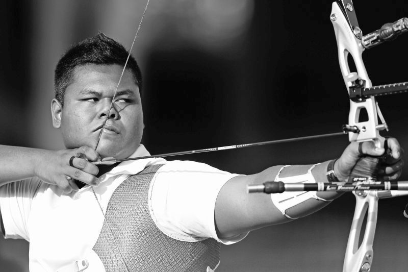 The 27-year-old Olympian recurve archer collapsed after performing the Subuh prayer at his house in Kajang this morning. ― Malay Mail pic