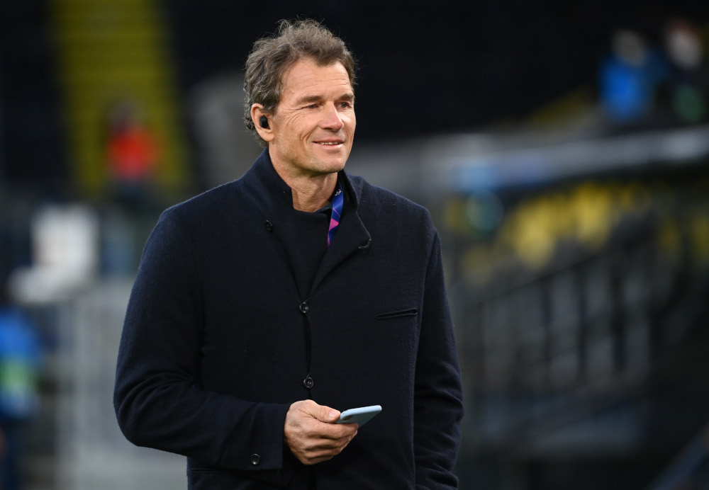 Former Arsenal and Germany goalkeeper Jens Lehmann had sat on the Hertha Berlin supervisory board as an advisor to the club's major shareholder Lars Windhorst, boss of Tennor Holding. — Reuters pic