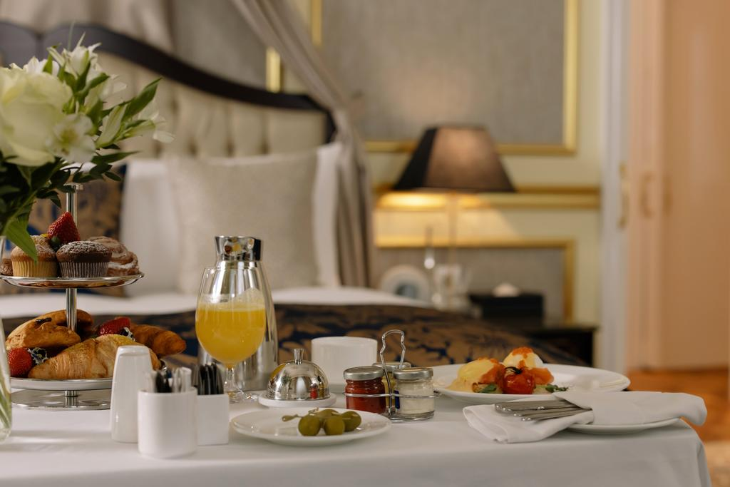 Only room service, takeaways and deliveries will be available for guests who booked staycations at hotels in Singapore from May 16 to June 13, 2021. ― Pexels pic via TODAY