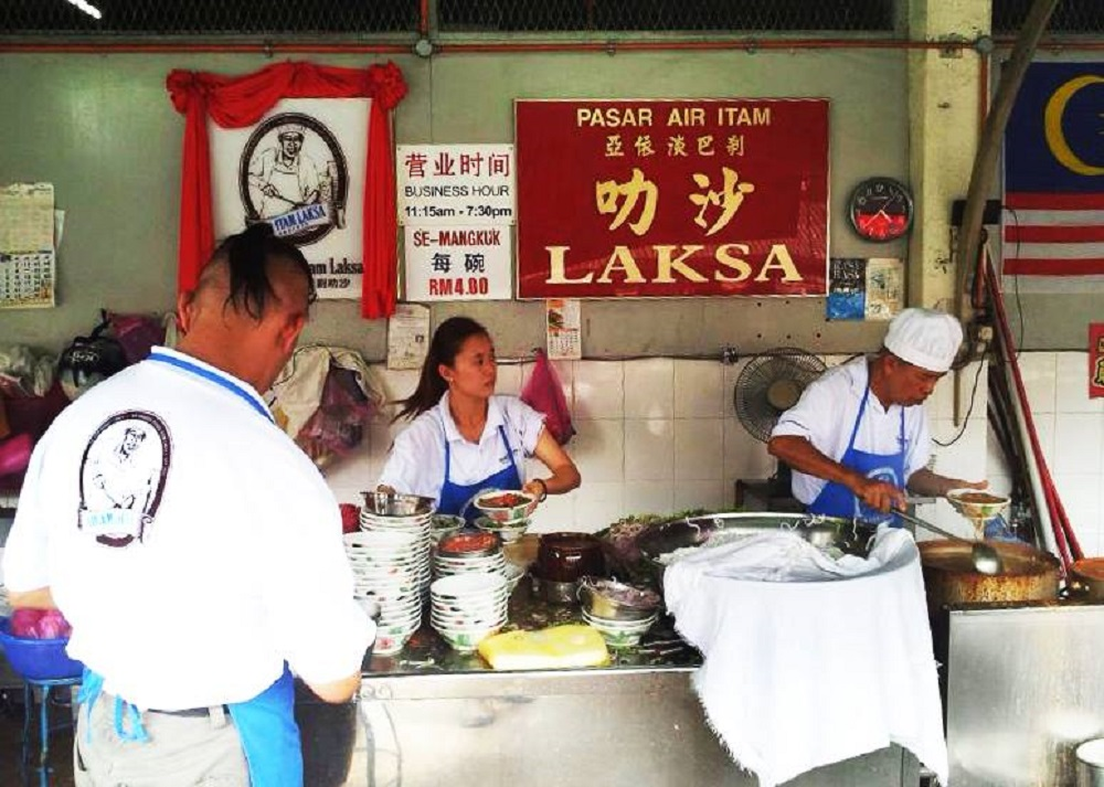The Air Itam Market Laksa in Penang has closed down today after being in operation for the past 66 years. ― Picture via Facebook/ Penang Air Itam Laksa