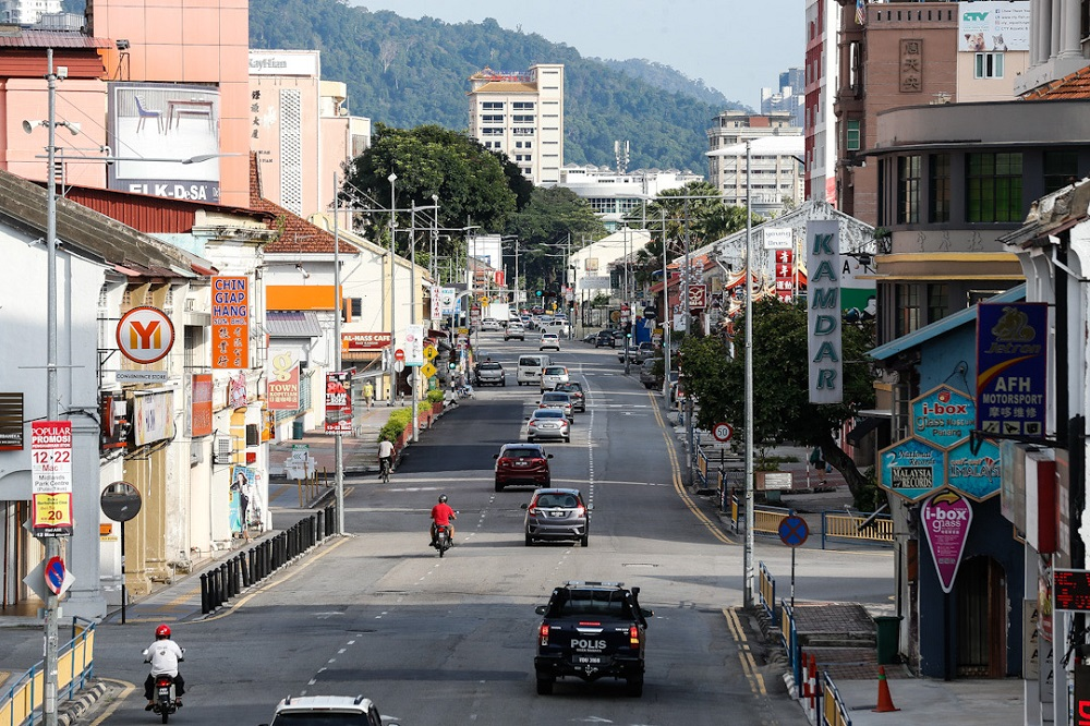 Forbes' writer included Penang as one of 15 islands that are 'so cheap' that expats can go on 'permanent vacation' there. — Picture by Sayuti Zainudin